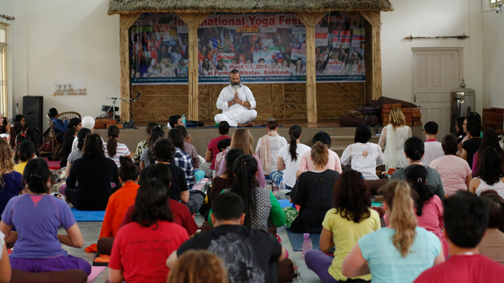 The 'Authenticity' of a yoga teacher